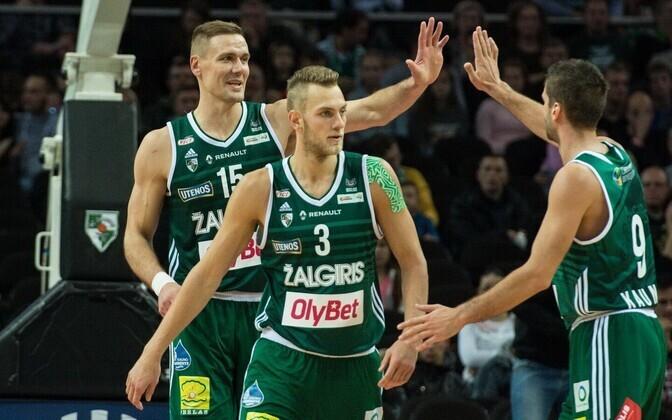 Siim-Sander Vene ja Kaunase Žalgiris