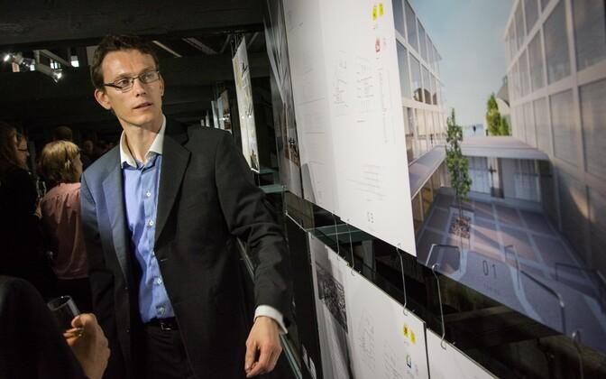 IT-agentuuri peahoone arhitektuurivõistluse võitjad
