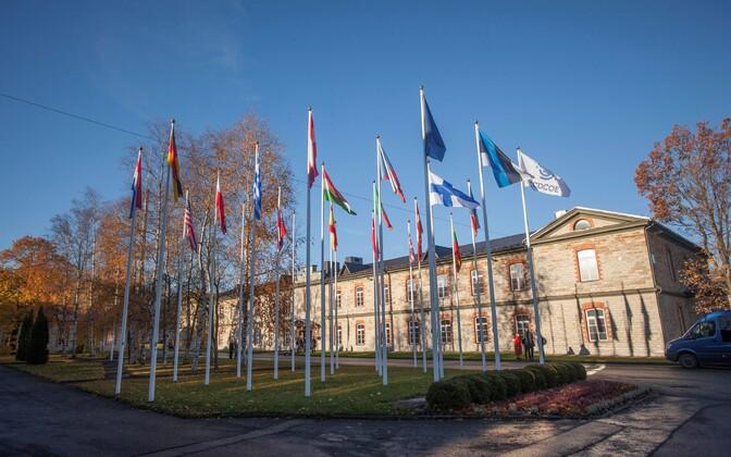 NATO CCDCOE headquarters in Tallinn.
