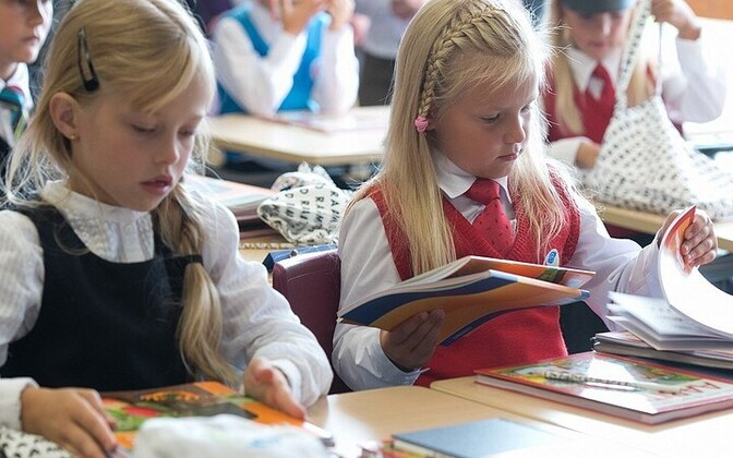 More than 7,000 Estonian children attend private schools.