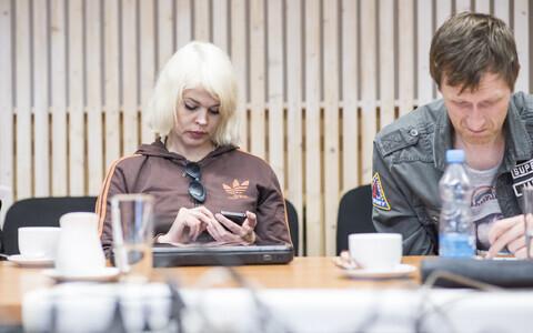 Ingrid Kohtla ja Toomas Puna