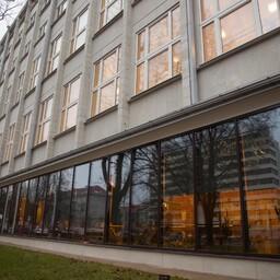 Tallinna Ülikooli akadeemiline raamatukogu
