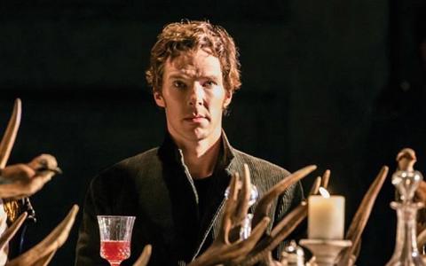 Benedict Cumberbatch lavastuses