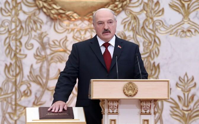 Президент Белоруссии Александр Лукашенко занимает свой пост с июля 1994 года.