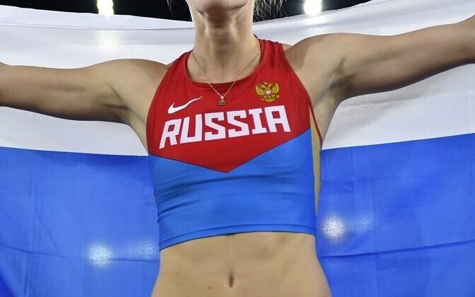 Venemaa kergejõustiklane