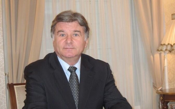 Venemaa suursaadik Aleksandr Petrov.