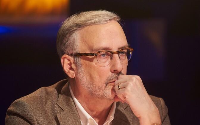 Former ambassador Jaak Jõerüüt.