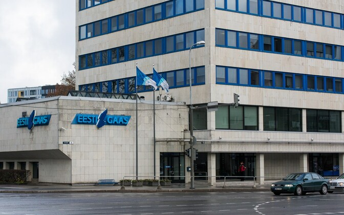 Eesti Gaas headquarters in Tallinn.
