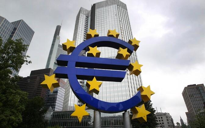 Euro logo.