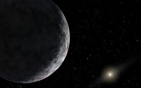 Öpik-Oorti pilve siseosa objekt kunstniku nägemuses