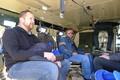 Super Hot Cosmos Blues Band käis kaitseväelastega Liibanonis patrullis.