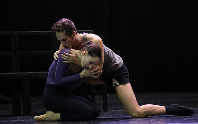 """Teet Kase täispikk balletietendus """"Anna Karenina""""  Itaalias Teatro di Milano laval"""