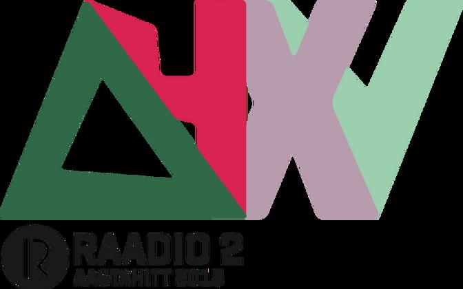 Raadio 2 Aastahiti logo.