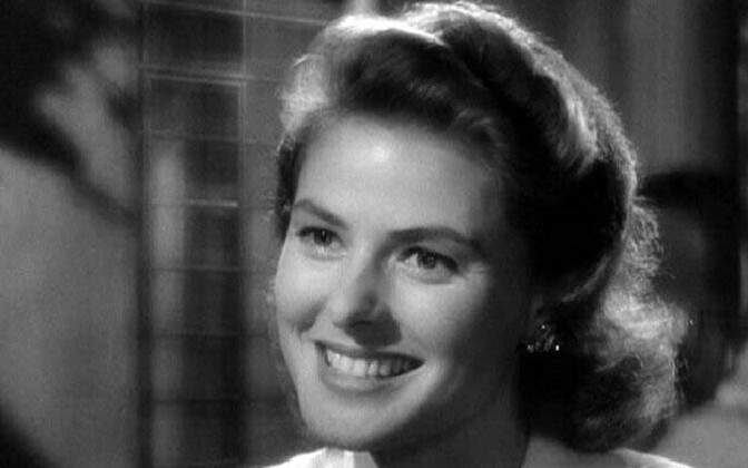 Ingrid Bergman filmis