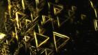Monokristalse vismuti lahustumisel tekivad iseloomulikud kolmnurksed struktuurid. (2012. aasta parim teadusfoto).