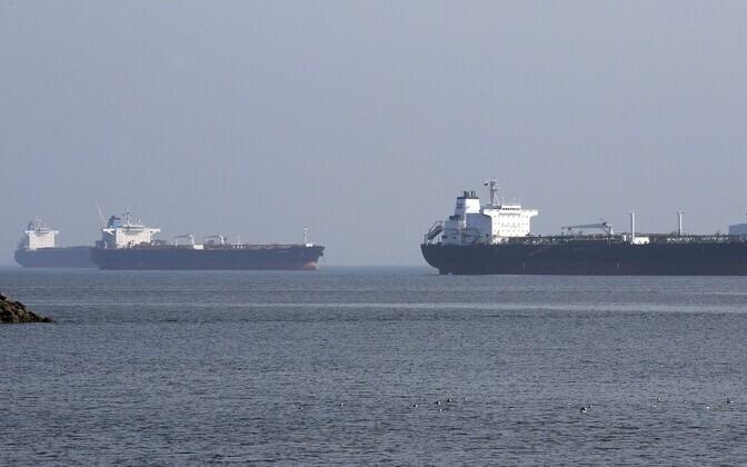 Kaubalaevad.