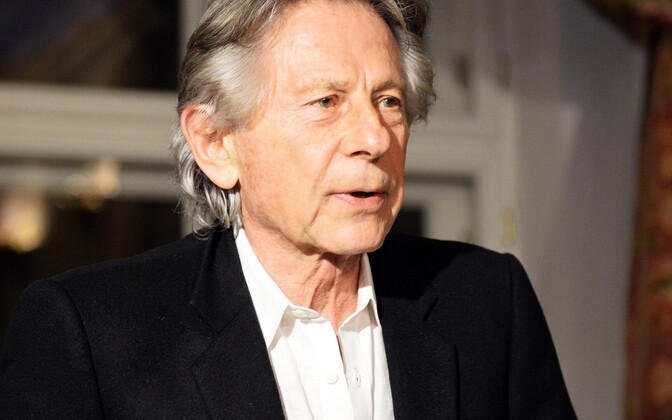 Filmirežissöör Roman Polanski