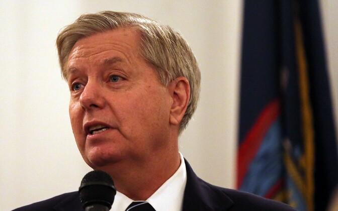 Senaator lindsey Graham