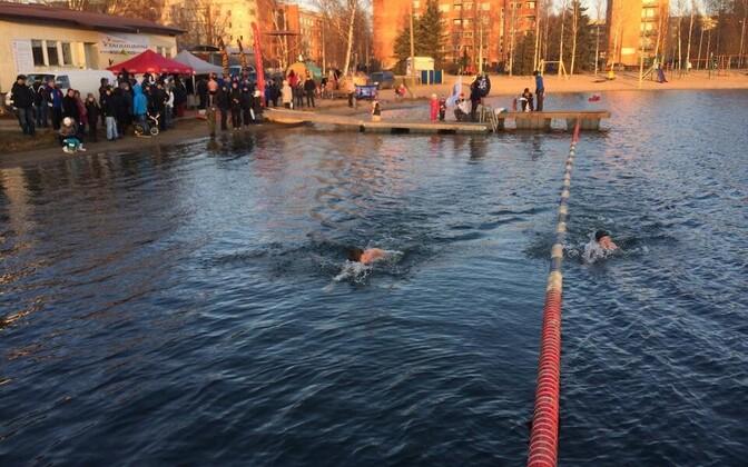 Kaheminutilise talisuplusega kulub sama palju energiat nagu tavaliselt tunniajalisel ujumisel.