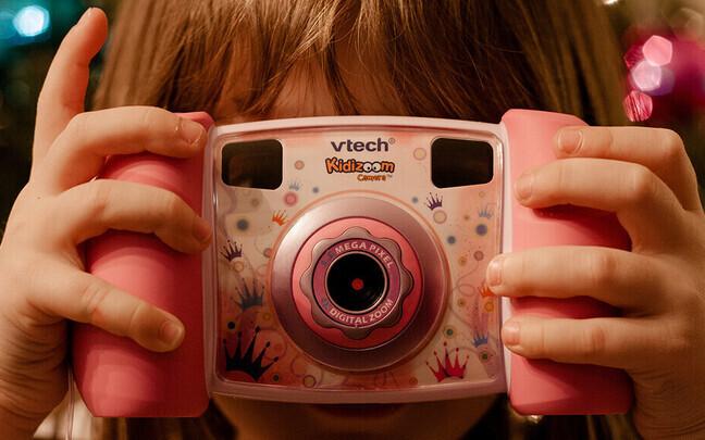 Ettevõte kogus laste tehtud pilte.