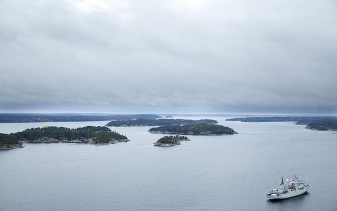 Rootsi rannik