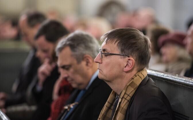 French ambassador to Estonia, Michel Raineri