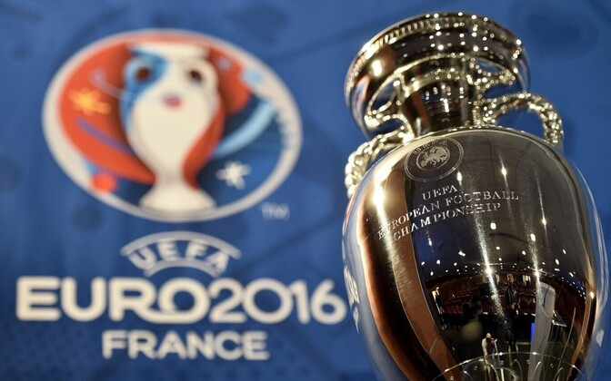 Jalgpalli EM 2016