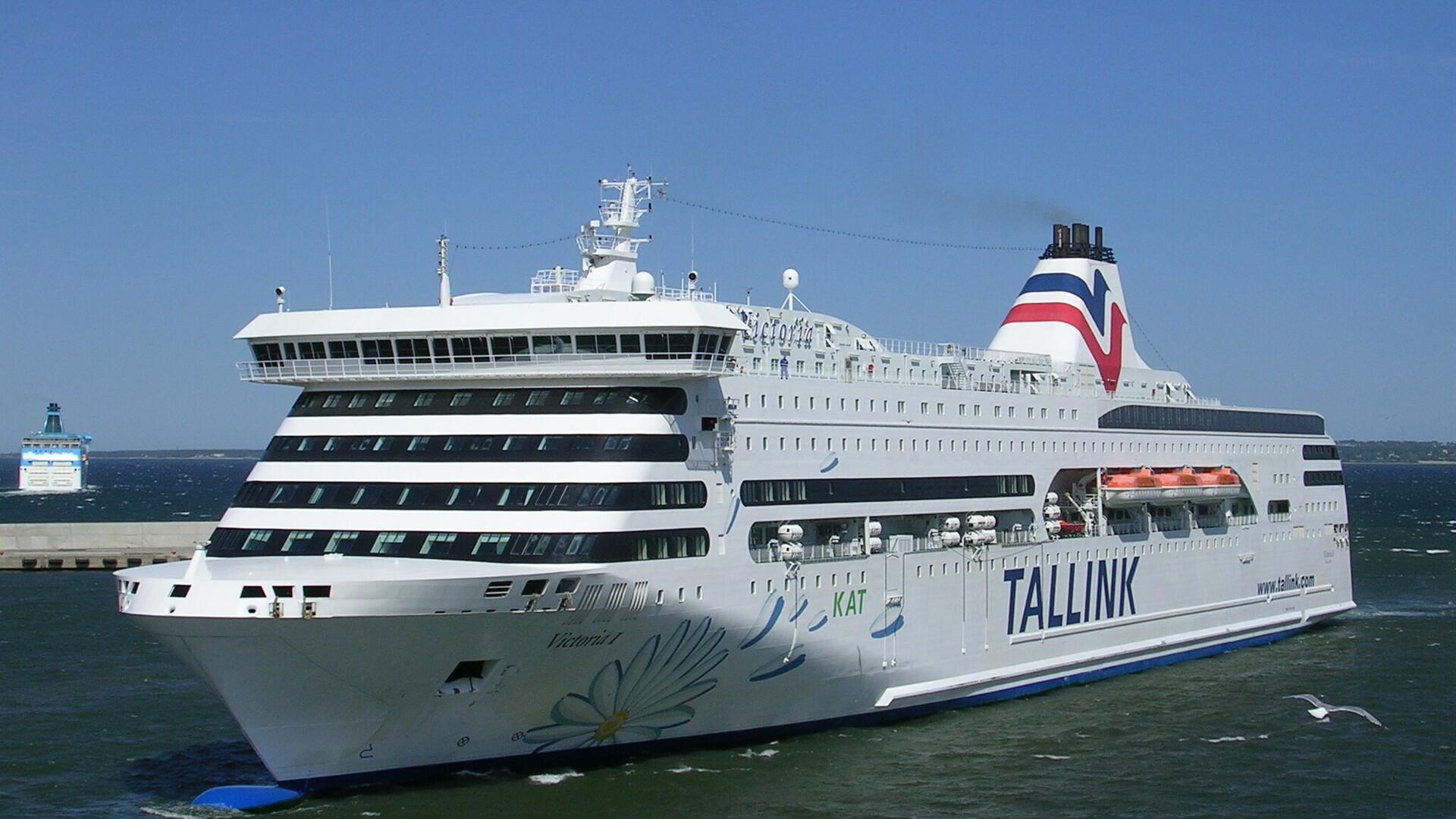 217cca0d7da Tallink lükkab kõik Stockholmist väljuvad reisid edasi | uudised | ERR