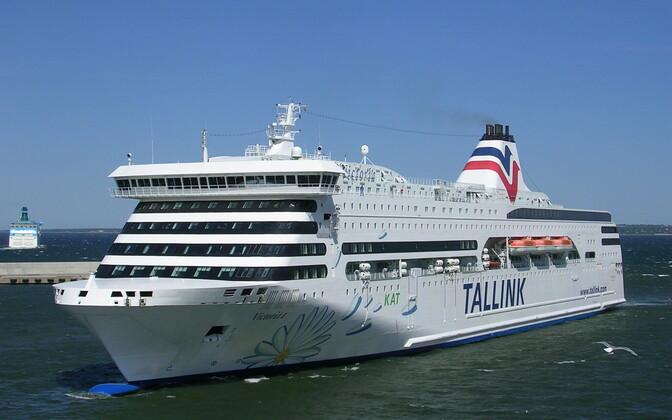 Tallinki kruiisilaev Victoria I.
