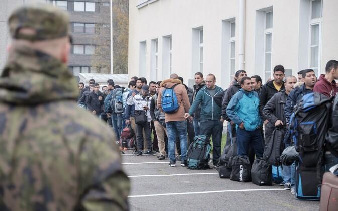 Varjupaigataotlejad Soomes