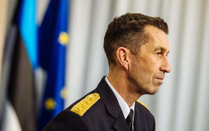Rootsi kaitseväe juhataja Per Micael Bydén.