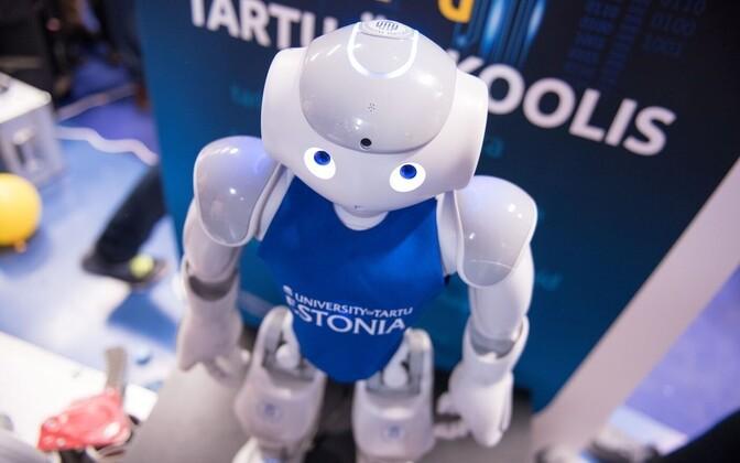 Robotex 2015