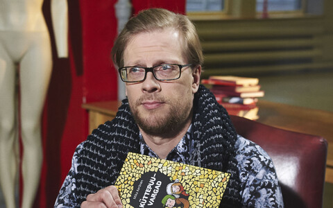 Luulepäeva avab Tartus linnakirjanik Mika Keränen