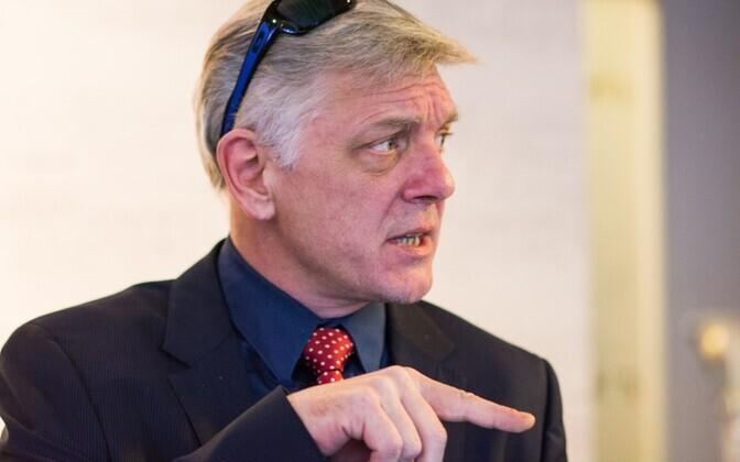 MEP Indrek Tarand (Independent).