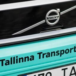 Tallinn city bus.