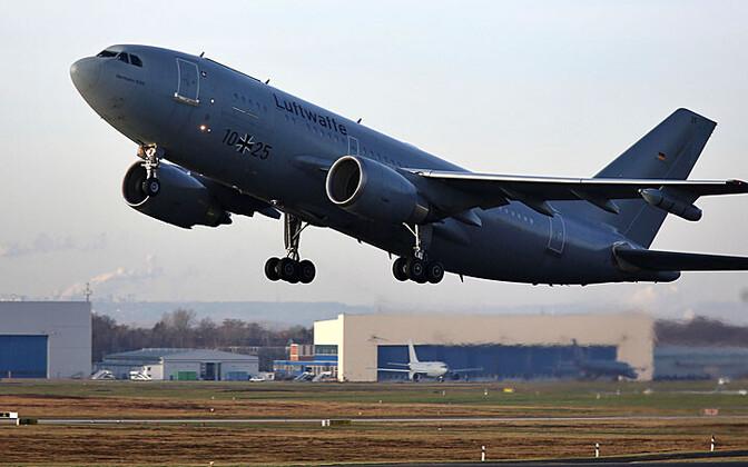Saksa õhujõudude tankurlennuk