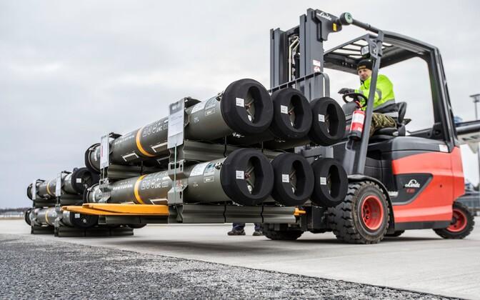 Mistral M3 missiles