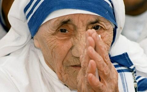 Ema Teresa 1997. aastal.