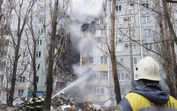 Plahvatus Volgogradis