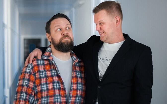 Igor ja Oleg (Indrek Vaheoja ja Genka)