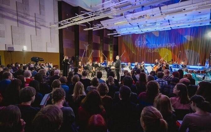 Eesti Muusika Päevad 2015 kontsert ERRi 1. stuudios
