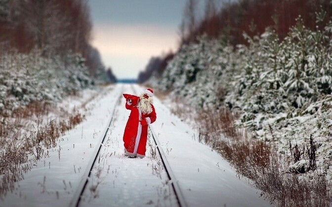 Снега на Рождество синоптики не обещают.