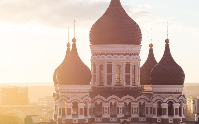 Александро-Невский кафедральный собор.