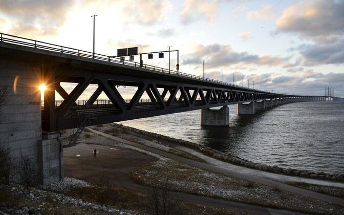 Øresundi sild.