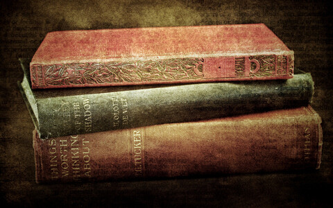 Raamatud.