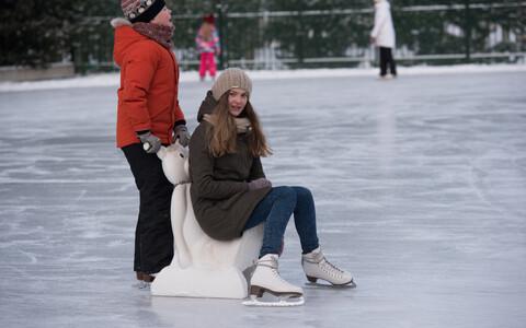 Talverõõmud Tallinnas