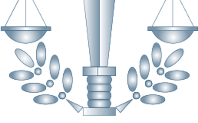 Estonian Bar Association logo.