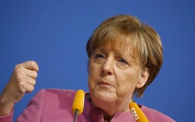 Меркель сменила позицию поповоду легализации однополых браков