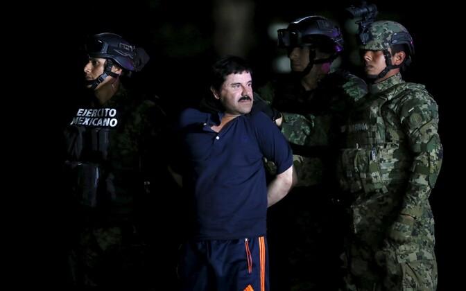 Мексика экстрадировала одного из самых известных наркобаронов Хоакина Гусмана Лоэру по прозвищу Коротышка в США.