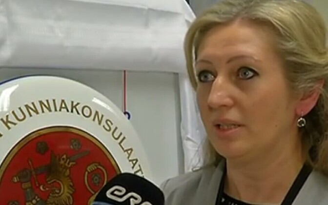 Руководитель Fortaco Eesti OÜ Лариса Шабунова.
